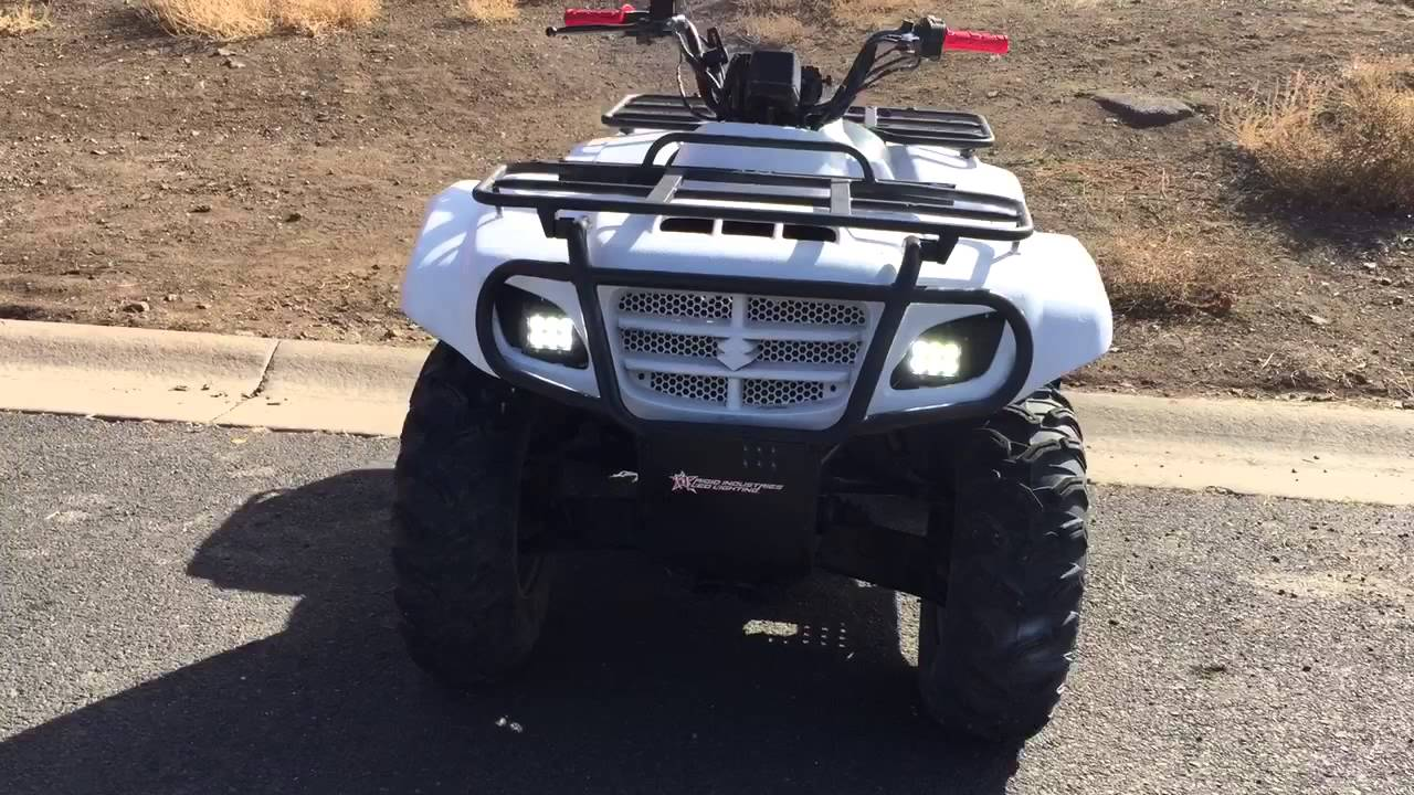 Lift Kit For Suzuki Eiger