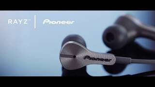 Pioneer Rayz - Lightning-powered Appcessory für iPod, iPhone und iPad