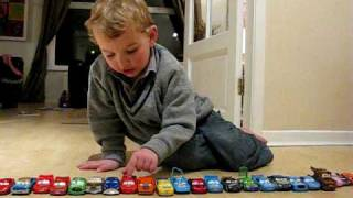 Disney Lightning McQueen Toy Cars Collection Planes
