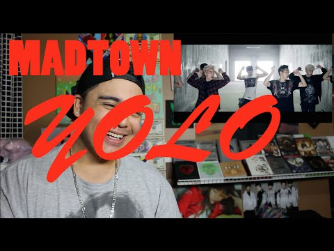MADTOWN - YOLO MV Reaction