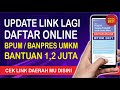 UPDATE LINK DAFTAR UMKM ONLINE 2021