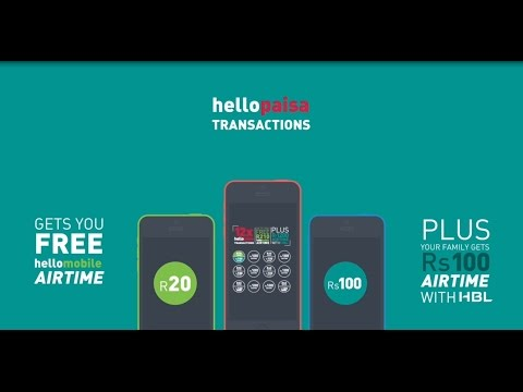 Hello Rewards - Pakistan