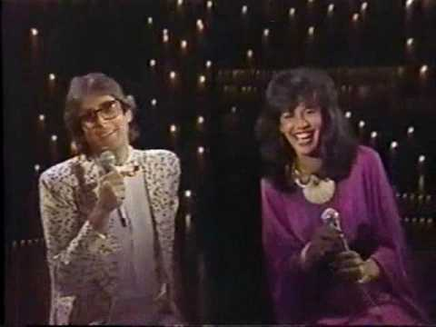 Stephen Bishop Marilyn McCoo sing On and On  Save it for a Rainy Day on SOLID GOLD