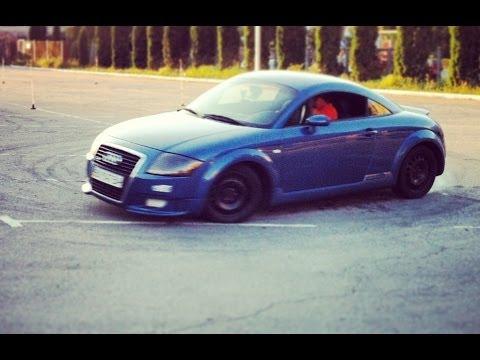 Drift Audi Tt Youtube