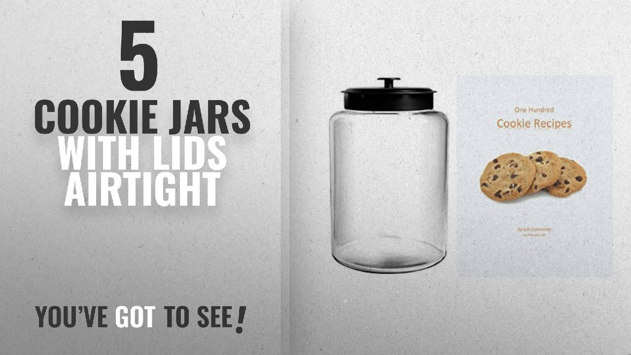 Best Cookie Jars With Lids Airtight 2018 25 Gallon Cookie Jar