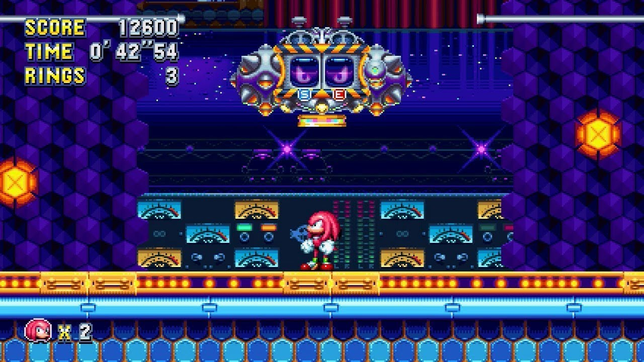 Sonic Mania/Unused Graphics - The Cutting Room Floor