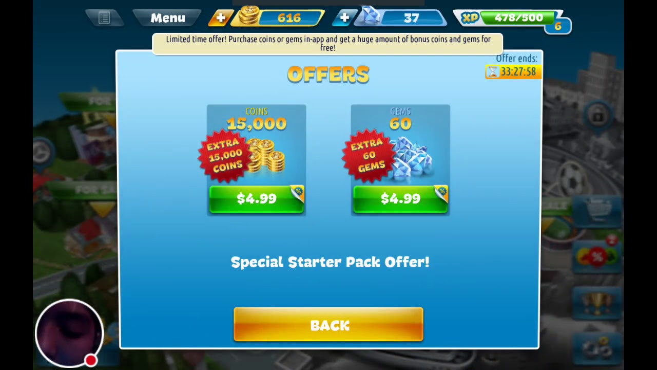 Cooking Fever Casino Trick