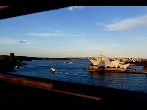 Noch einmal durch Sydney - OPERA HOUSE & HARBOUR BRIGDE I Work & Travel in Australien #18