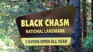 Black Chasm Cavern & Indian Grinding Rock State Park - 4/18/2016