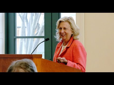 Linda Fairstein '72 Speaks on Her Career as a Prosecutor