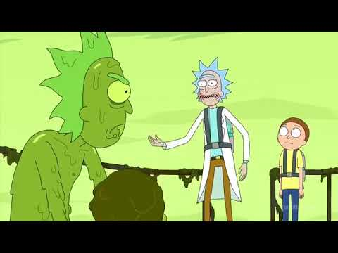 Toxic rick and morty toxicifie earth