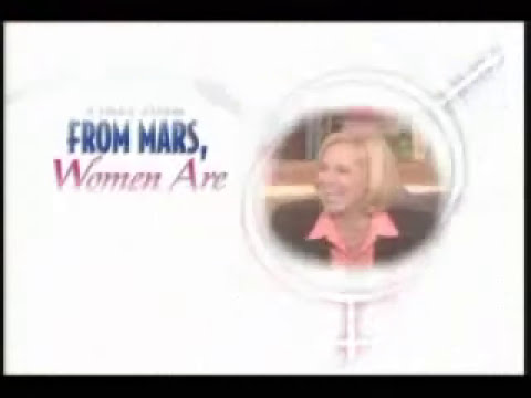 Men Are From Mars, Women Are From Venus Commercial