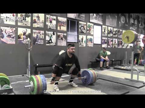 Clean Deadlift - Olympic Weightlifting Exercise Library - Catalyst Athletics
