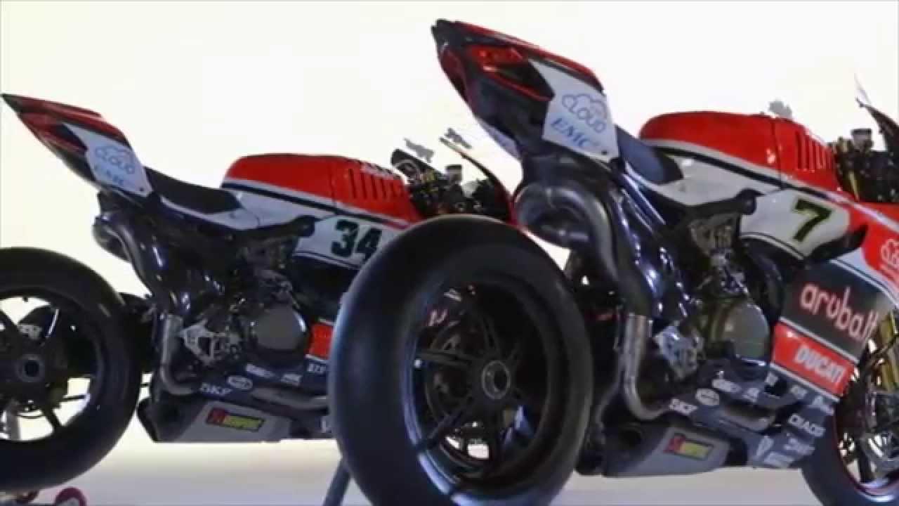Aruba It Racing Ducati Superbike Team