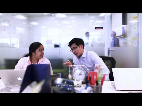 Life at DBS: Data Scientist, Group Technology & Operations