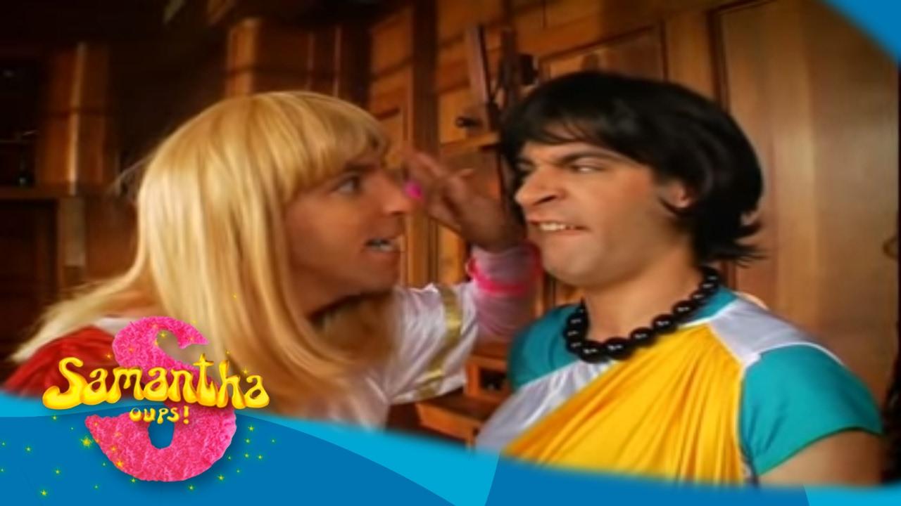 Le spectacle samantha oups au g te youtube - Samantha oups sur le banc ...