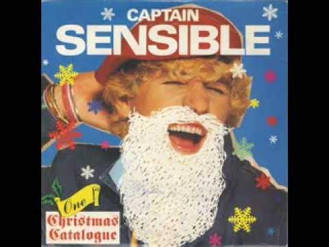 Captain Sensible   One Christmas Catalogue