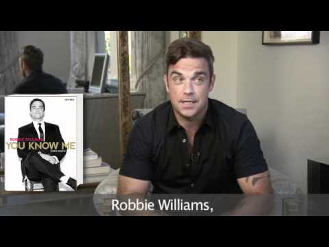 "Robbie Williams, Chris Heath ""You know me"" (Heyne Verlag)"