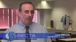 SECTA Security Training promo