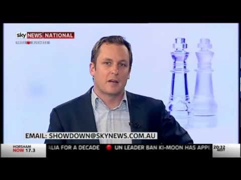 Paul Appears on Sky News' Showdown with Dr David Smith and Roslyn Wells