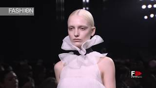 ROCHAS Fall 2019 Paris - Fashion Channel