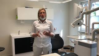Dr. Simone Wunden über die Corona-Vorkehrungen in ihrer Zahnarztpraxis