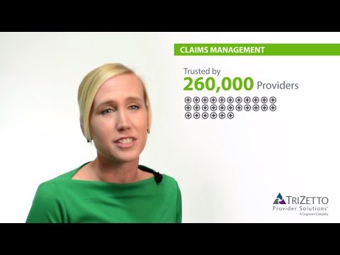 Claims Management - TriZetto Provider Solutions - YouTube