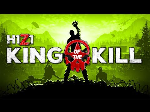 H1Z1: King of the Kill - WINNING MACHINE - YouTube Gaming Live Stream