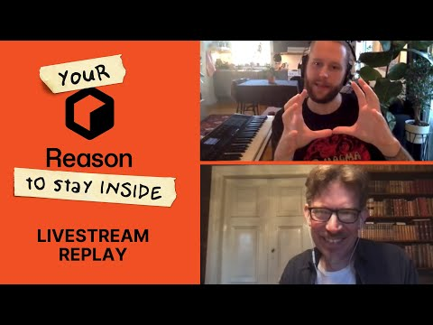 Episode 21: Friktion Modeled Strings - Your Reason to Stay Inside