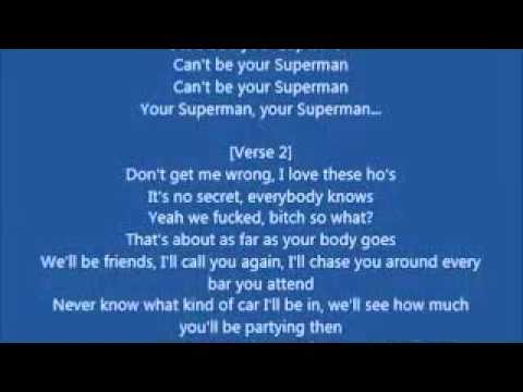 Eminem-Superman(Lyrics)