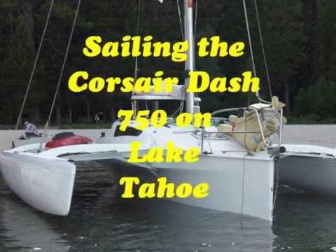 Corsair Dash 750 / Lake Tahoe