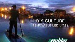 Goblin Lites - Removable Waterproof SUP Lights
