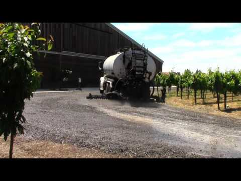 Napa Valley Dust Control - Mag Chloride - Norcal Ag Service