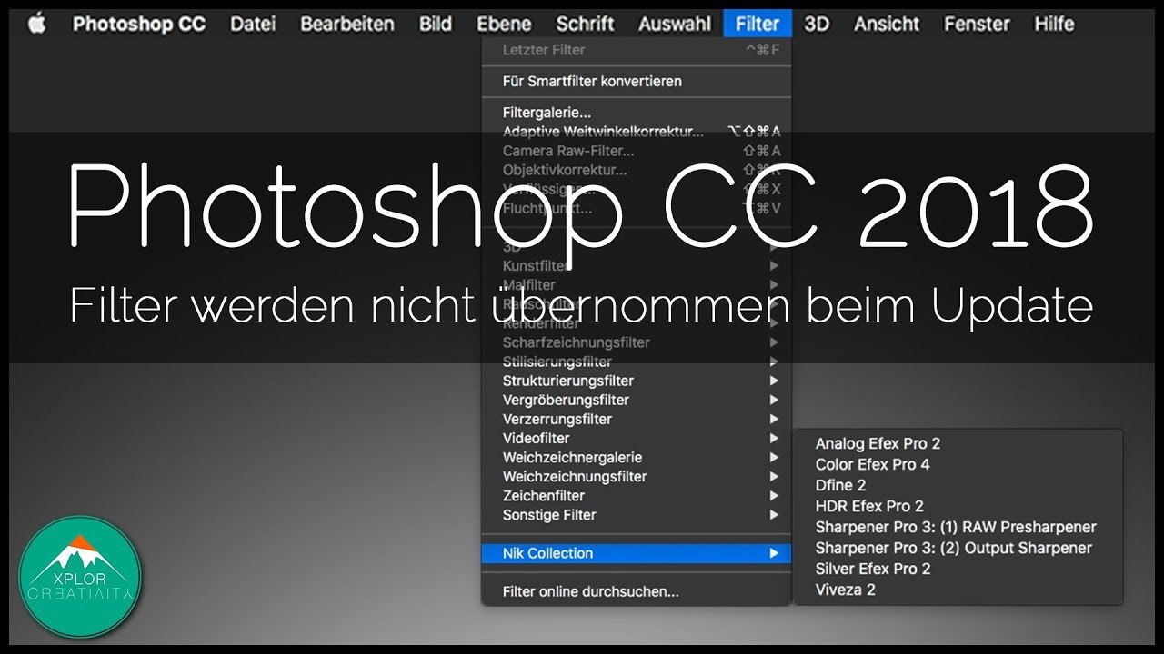 latest photoshop cc update