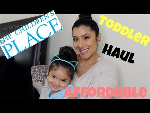 THE CHILDRENS PLACE AFFORDABLE HAUL