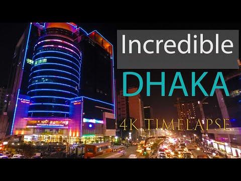 DHAKA | A 4K timelapse
