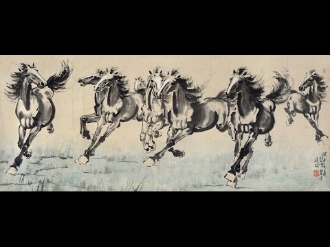 Xu Beihong Art Exhibition  徐悲鴻藝術珍藏展 [HD1080P]