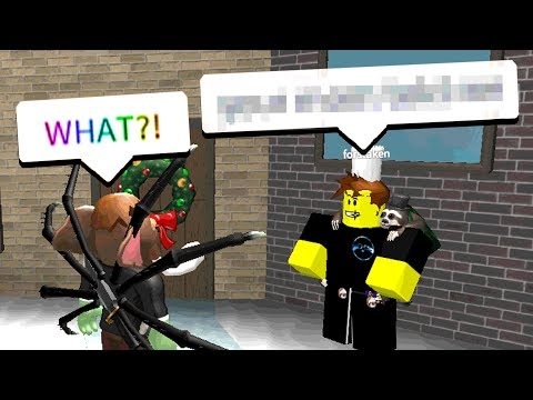 I CAN'T BELIEVE HE SAID THAT! (Roblox)