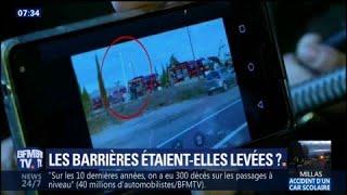 Accident de car scolaire à Millas: les barrières du passage à niveau étaient-elles levées?