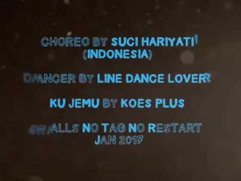 KU JEMU LINE DANCE by SUCI LDL