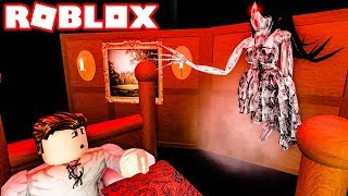 """A ROBLOX SCARY STORY """"THE GOLDEN ARM"""" 