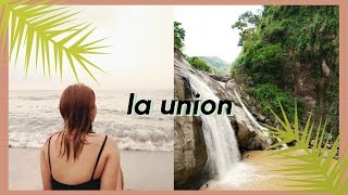 I Fell In Love With La Union - Travel Vlog