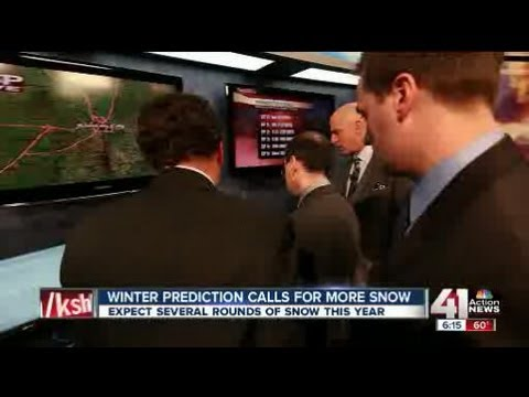 Gary Lezak's Winter Weather Forecast