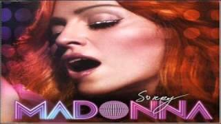 Madonna - Sorry (Man With Guitar Mix)