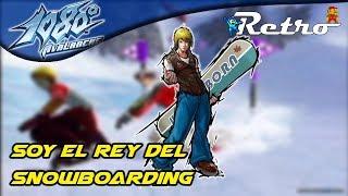 Soy el rey del snowboarding | 1080° Avalanche | Retro