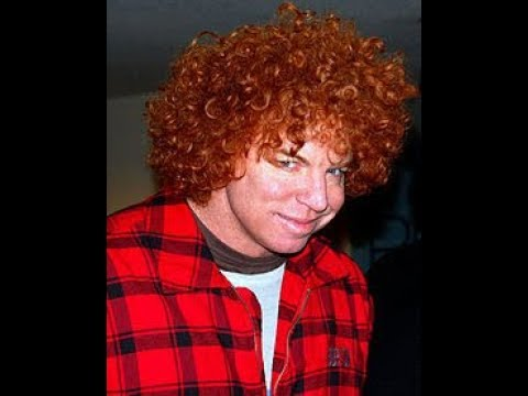 Carrottop Rocks Las Vegas