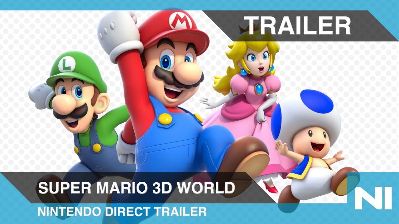 Cat Goombas join Super Mario 3D World – Nintendo Insider