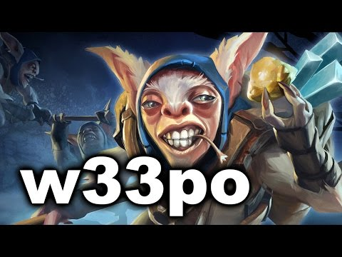w33 Meepo and Puck - Digital Chaos Complexity Dota 2