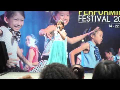 Popstar of the Year 2015 (Quarterfinals) - Chloe Choy Yu Xuan