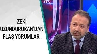Trabzonspor 5 - 2 Çaykur Rizespor Zeki Uzundurukan Maç Sonu Yorumları / A Spor